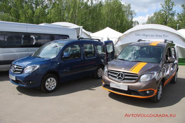 Тест-драйв Mercedes-Benz в Москве 2014 Фото 63
