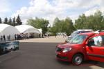 Тест-драйв Mercedes-Benz в Москве 2014 Фото 68