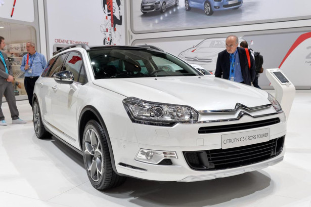 Универсал Citroen C5 Cross Tourer Фото 13