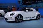 Volkswagen Beetle E-Bugster 2014 Фото  02