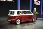 Volkswagen Bulli Study 2014 Фото  02