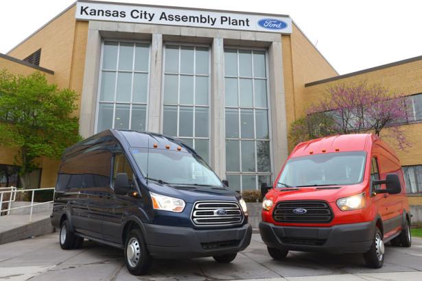 Transit Production at Kansas City Assembly Plant