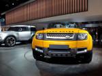 концепт Land Rover DC100 2013 Фото  09