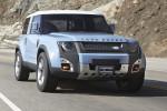 концепт Land Rover DC100 2013 Фото  21