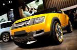 концепт Land Rover DC100 2013 Фото  22