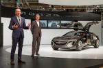 концепт Opel Monza 2015 Фото 01