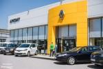 презентация Renault Logan Фото 3