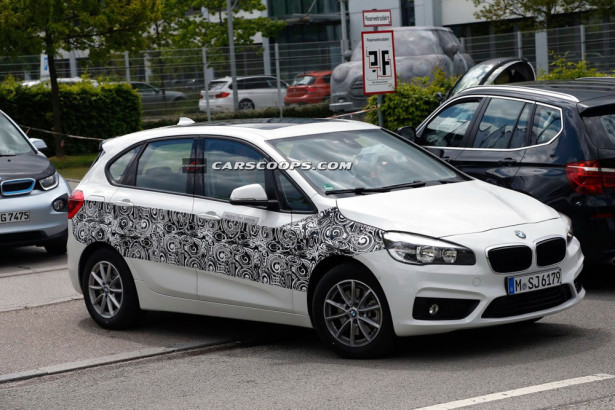 BMW 2-Series Active Hybrid Tourer 2015 Фото 06