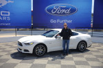 Mustang 50 Celebration in Charlotte with Bill Ford