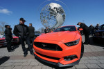 Ford Mustang's 50th Birthday Celebration