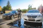 Hyundai EQUUS и new Genesis Фото 04