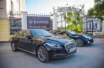 Hyundai EQUUS и new Genesis Фото 05