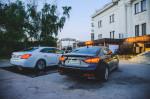 Hyundai EQUUS и new Genesis Фото 08