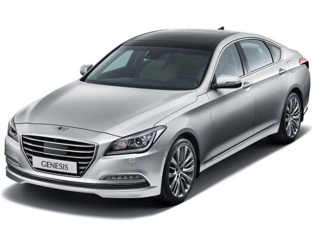 Hyundai Genesis 2014 Фото 03