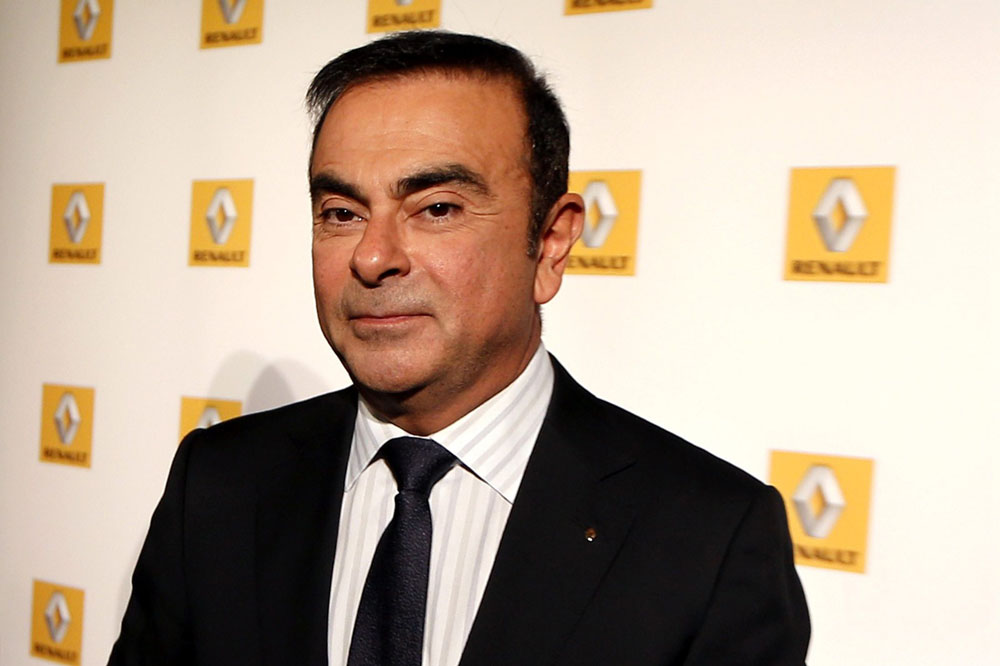 leading change for carlos ghosn at