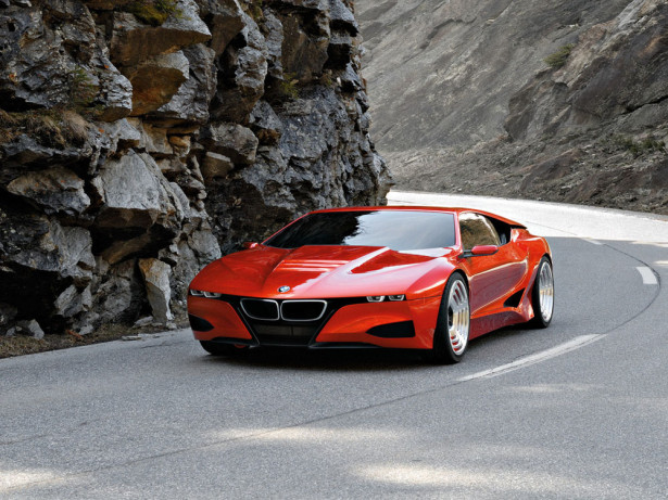Концепт BMW M1 Hommage 2014 Фото 06