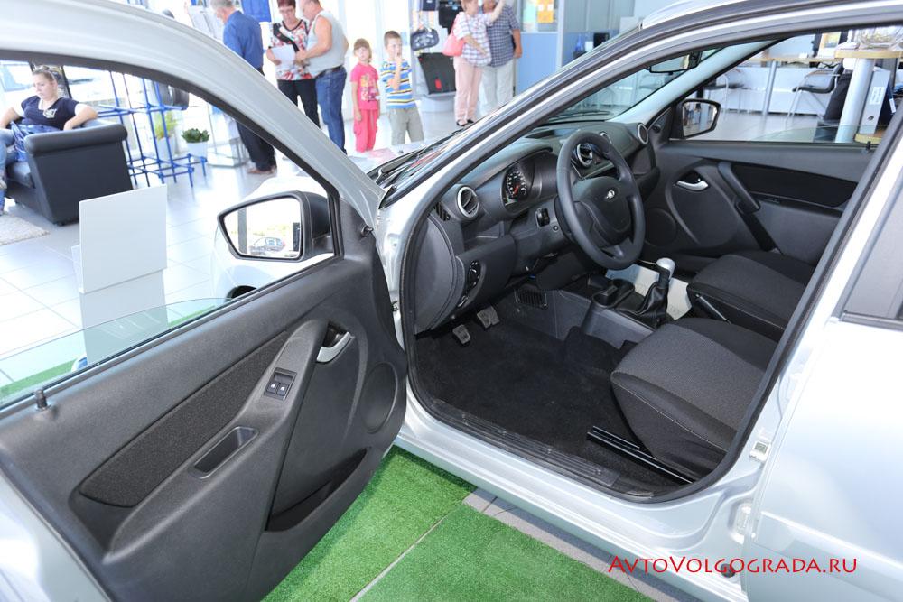 Лада Веста 2016 16 литра Пересел с Subaru Forester 2009