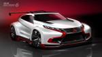 Mitsubishi XR-PHEV Evolution Vision Gran Turismo 2014 Фото 01