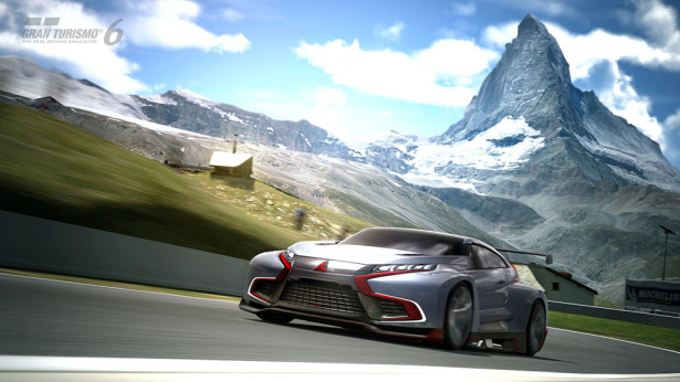 Mitsubishi XR-PHEV Evolution Vision Gran Turismo 2014 Фото 09