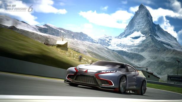 Mitsubishi XR-PHEV Evolution Vision Gran Turismo 2014 Фото 09