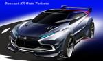 Mitsubishi XR-PHEV Evolution Vision Gran Turismo 2014 Фото 11