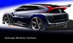 Mitsubishi XR-PHEV Evolution Vision Gran Turismo 2014 Фото 14