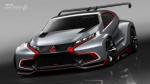 Mitsubishi XR-PHEV Evolution Vision Gran Turismo 2014 Фото 17