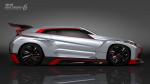 Mitsubishi XR-PHEV Evolution Vision Gran Turismo 2014 Фото 19