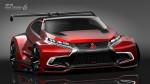 Mitsubishi XR-PHEV Evolution Vision Gran Turismo 2014 Фото 20