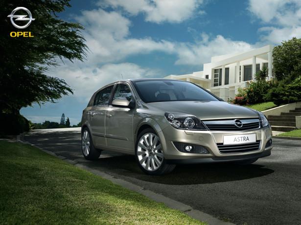 Opel Astra1