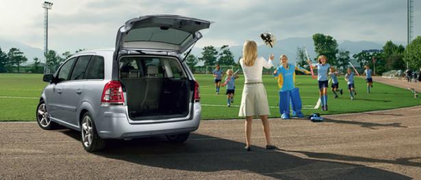 Opel Zafira Family 1