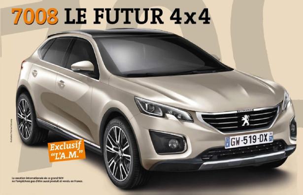 Peugeot 7008