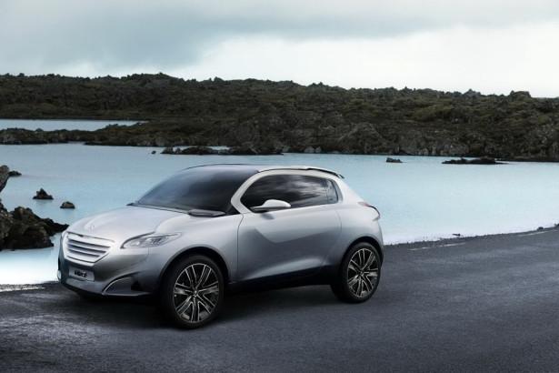 Peugeot HR1 Concept Фото 01