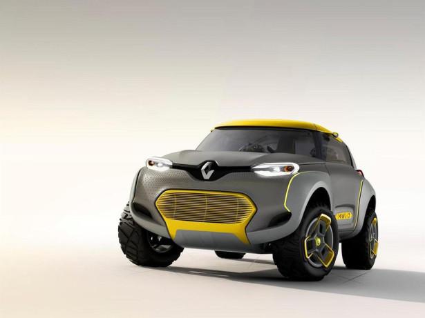 Renault Kwind  2014