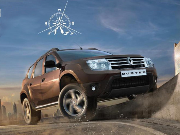 Спецверсия Renault Duster Le Adventure Фото 01