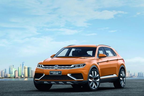 Volkswagen CrossBlue concept 2014 Фото 02