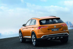 Volkswagen CrossBlue concept 2014 Фото 05