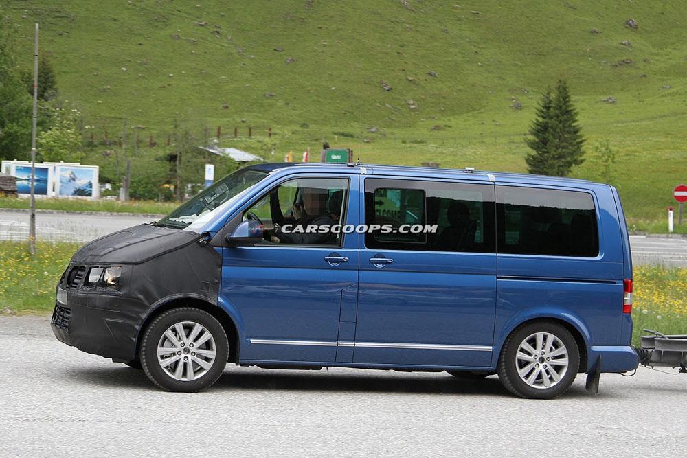 Volkswagen transporter фото 2