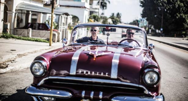 Автомобили Куба