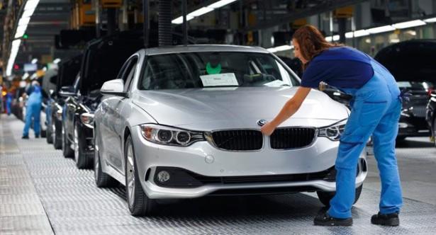 BMW завод