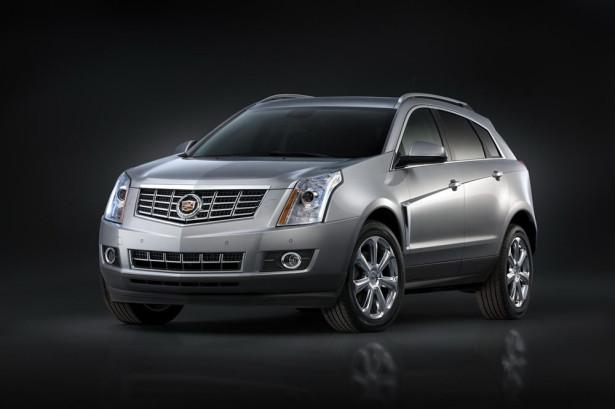 Cadillac SRX 2014 Фото 01