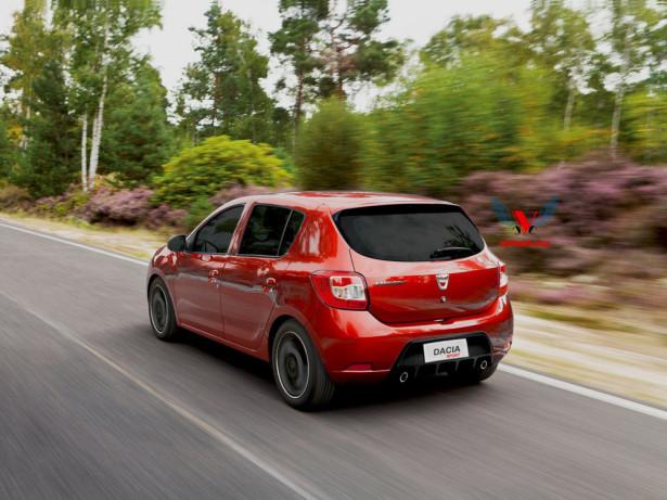 Dacia Sandero Sport 2014 Фото 01