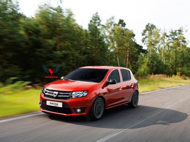 Dacia Sandero Sport 2014 Фото 02