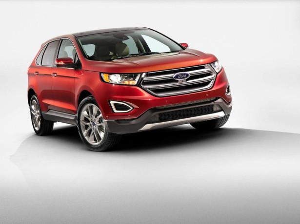 Ford Edge 2014 Фото 04