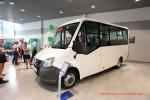 Презентация нового автобуса Газель Next Citiline в Волгограде
