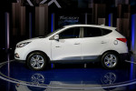 Hyundai Tucson (ix35) Fuel Cell Фото 08