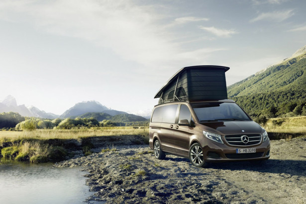 Mercedes-Benz Marco-Polo V-Class 2014 Фото 01