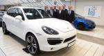 Porsche Cayenne завод Фото 01