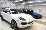 Porsche Cayenne завод Фото 02