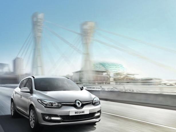 Renault Megane 2015 Фото 02